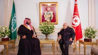 السعودية ستمنح تونس قرضا بقيمة 500 مليون دولار