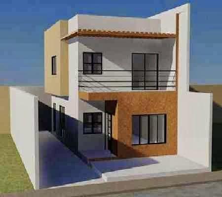 Desain Rumah Lantai