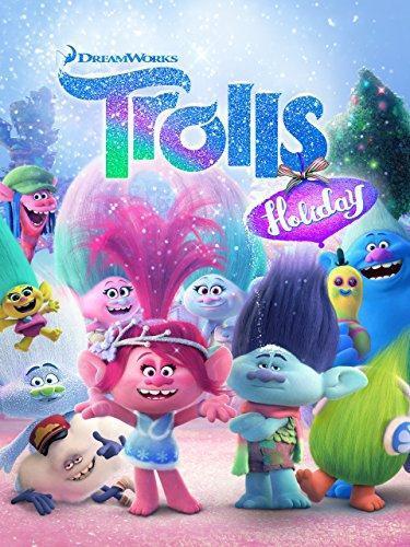 Trolls Holiday [2017] [DVDR] [NTSC] [Latino]