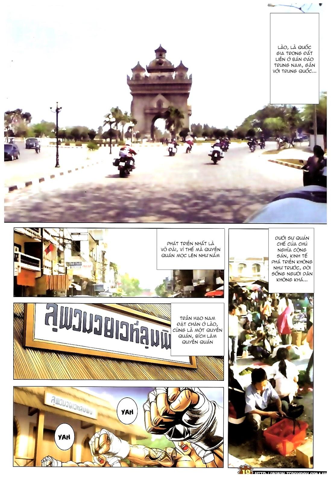 Người Trong Giang Hồ - Chapter 1391: Truyền kỳ nửa đời sau - Pic 16