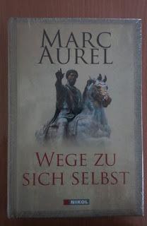 Aurel auf einem Gaul zeigt das Cover