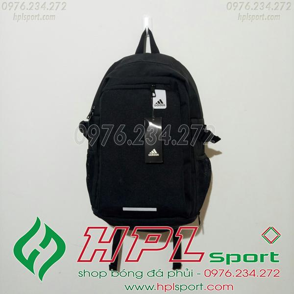 Balo bóng đá đẹp Adidas - 01 màu đen