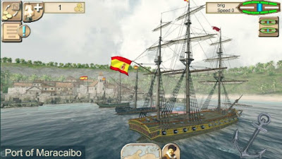 Sail into the heart of the Caribbean in the Age of Piracy  The Pirate: Caribbean Hunt v5.2 Mod Unlimited Money Apk