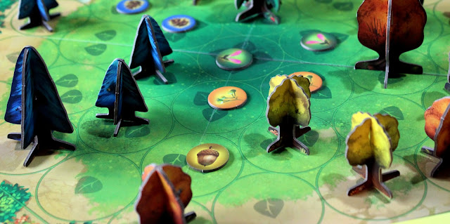 Photosynthesis trees 2 | Random Nerdery board game review