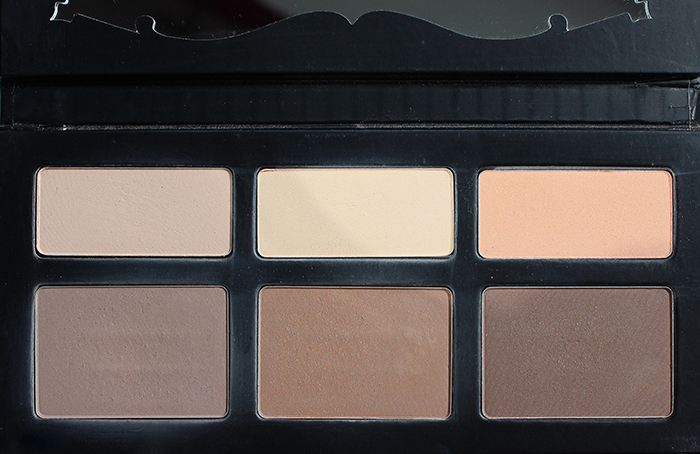 Kat Von D Shade & Light Contour Kit, countouring, countouring palette