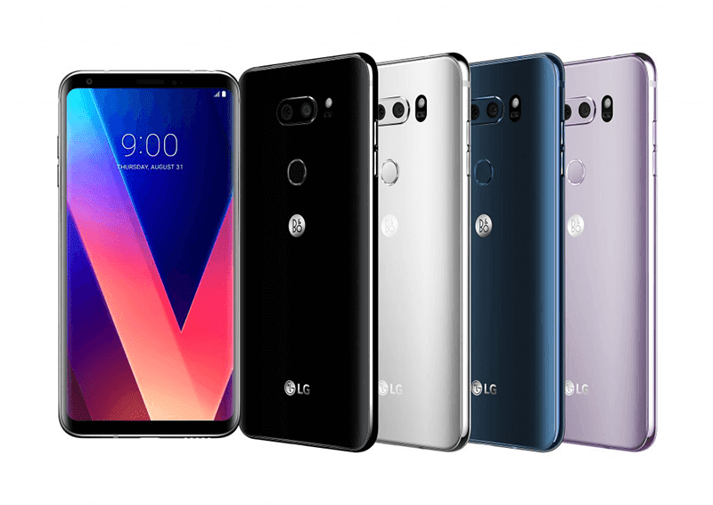 IFA 2017: LG Launches V30, A Snapdragon 835 Beast With Dual Camera!