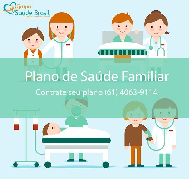 Plano de Saúde Familiar em Brasilia- DF