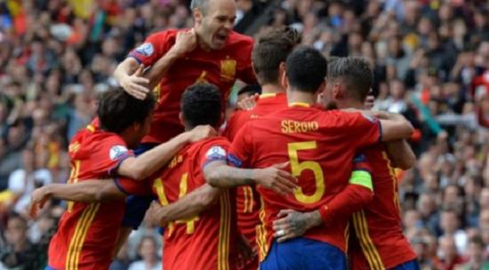 Prediksi Bola Spanyol vs Turki 18 Juni 2016