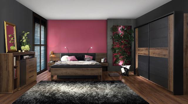 Sypialnia pełna harmonii
