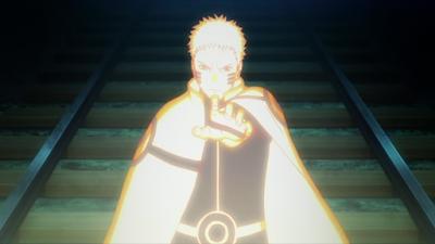 Naruto Kurama Mode