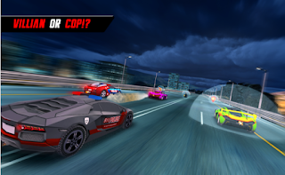 San Andreas Police Chase 3D Mod Apk Full speed