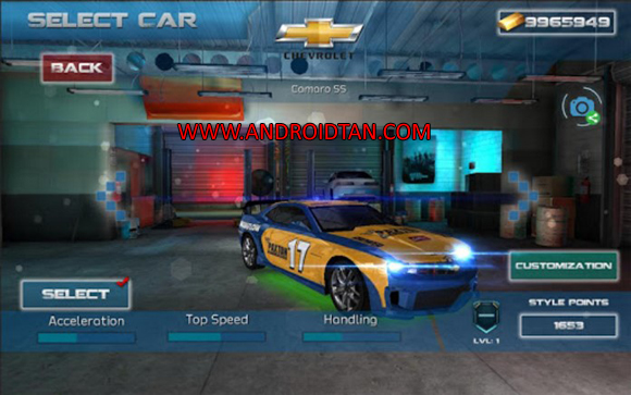 Free Download Underground Crew 2 Mod Apk v1.7 Unlimited Money Terbaru Full Latest Version 2017 Gratis