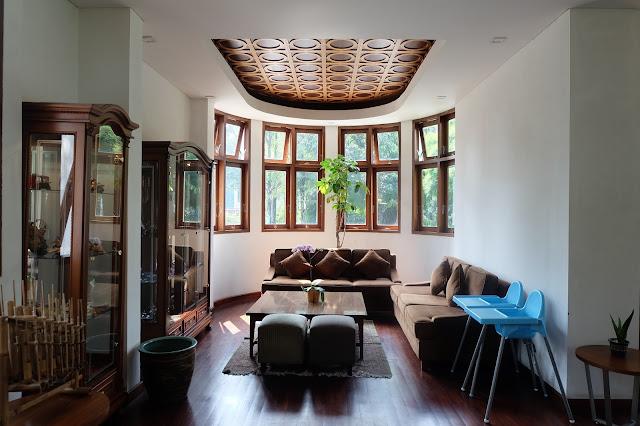 Hotel Klasik di Tengah Kota Bandung