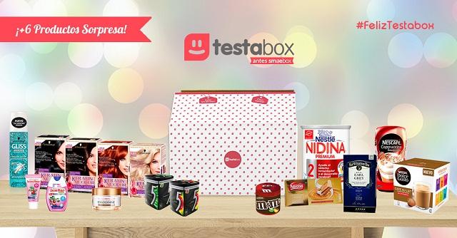 #FelizTestaBox.