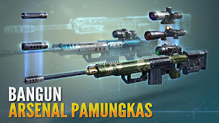 Game Sniper Fury Mod Apk Full Gratis (Unlimited Ammo)
