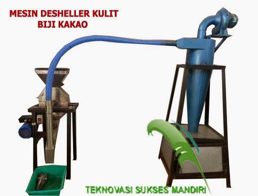 Mesin De-sheller kakao