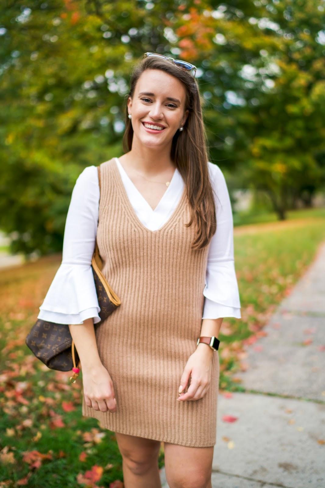 Madewell Tunic Sweater Dress