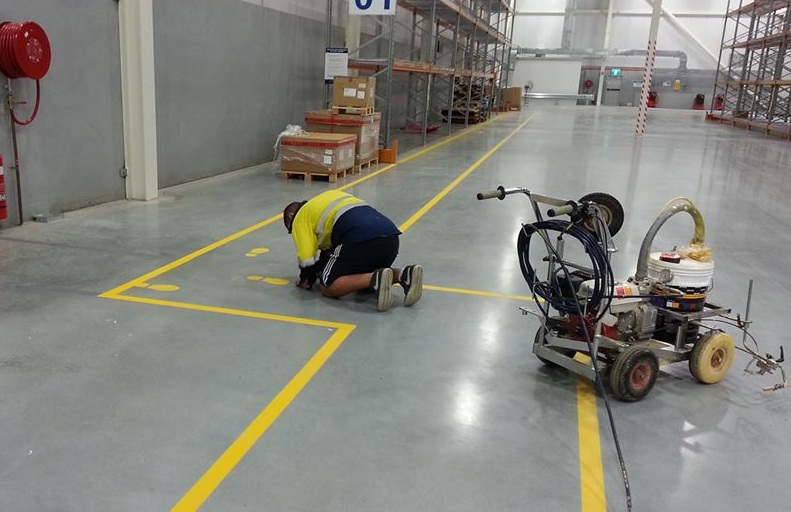 Line Marking - What Are Different Types of Paints That Professionals Use?