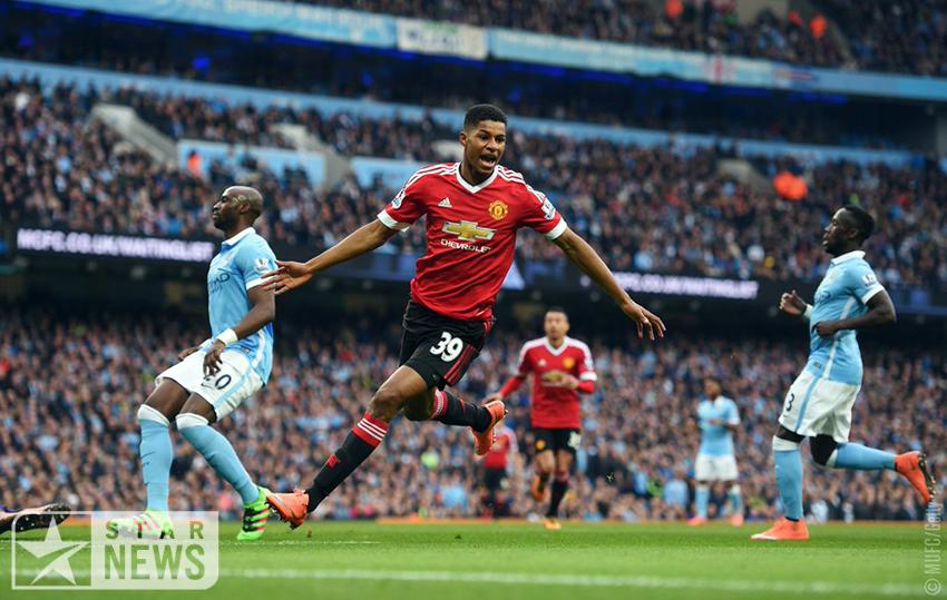 Prediksi Skor Manchester United vs Manchester City