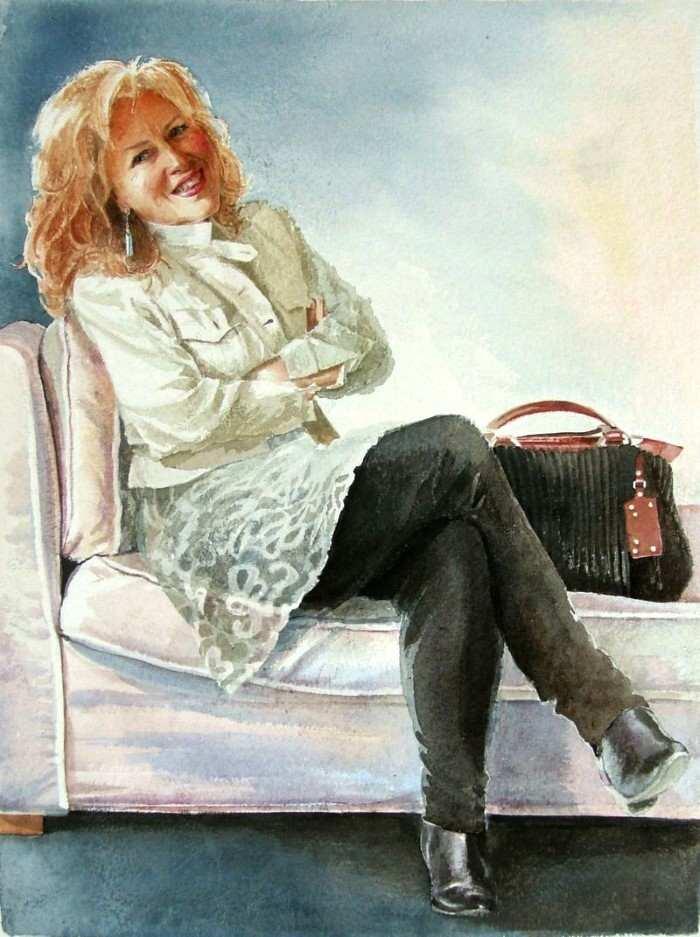 Пути жизни. Marina Kulik