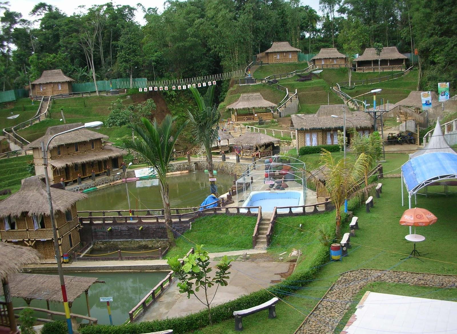 Telaga Malimping Bogor Wisata murah dan Seru Wisata