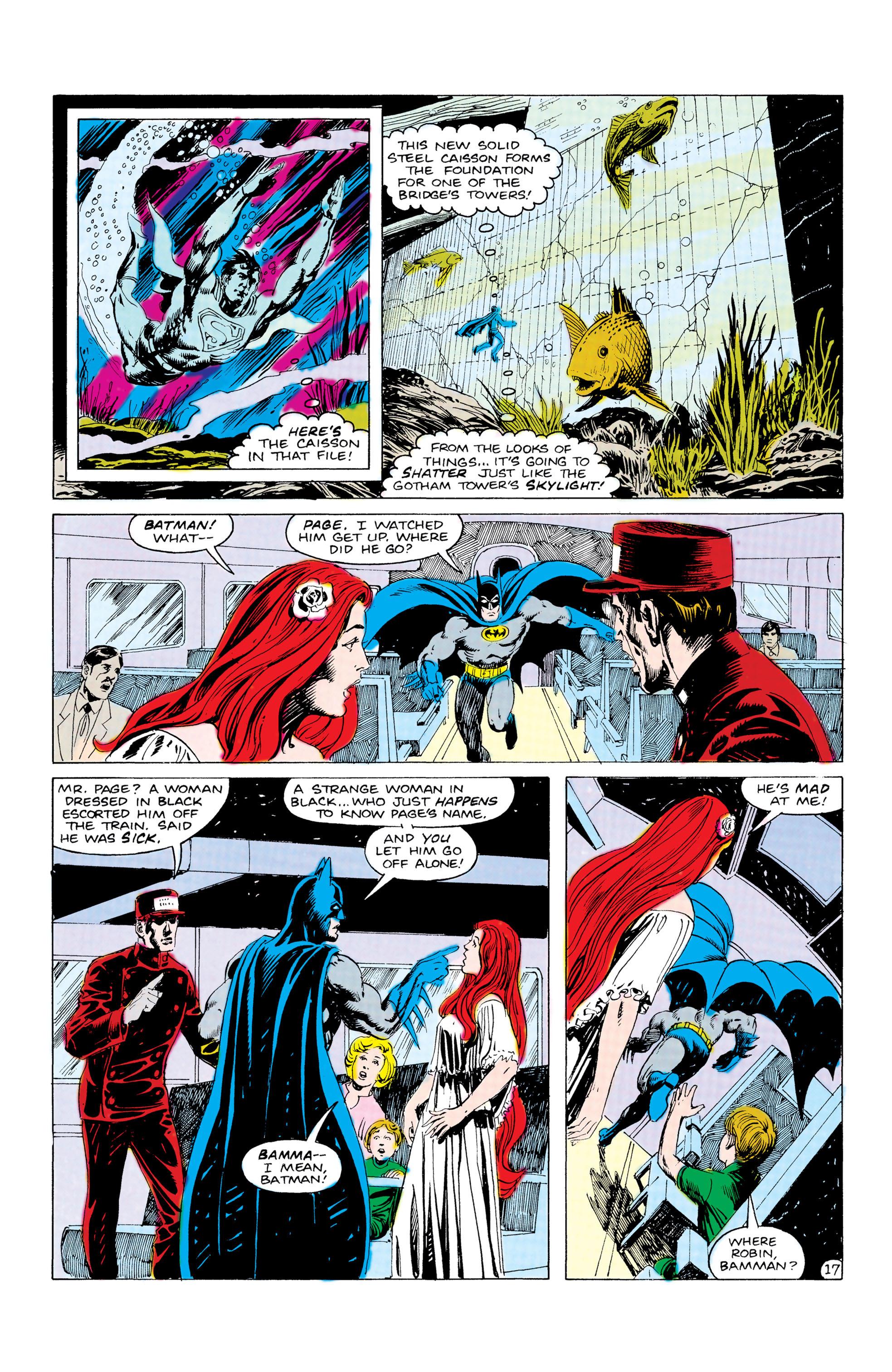Read online World's Finest Comics comic -  Issue #314 - 18