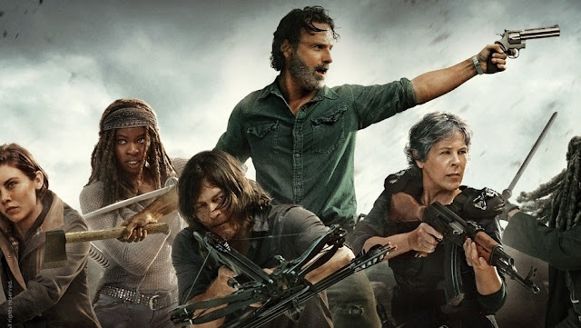 The Walking Dead confirma su novena temporada para 2018