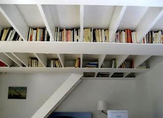 DIY Rafter Storage