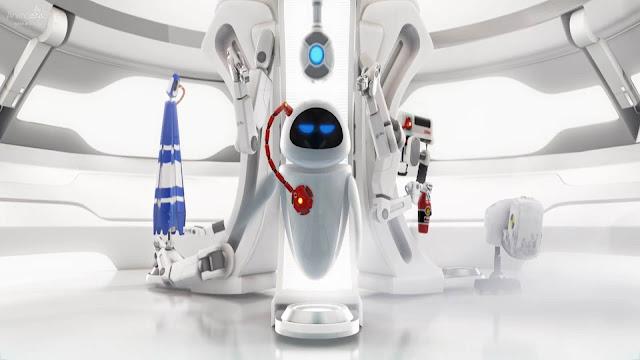 فيلم انيميشن WALL·E 2008 بلوراي 1080P مترجم اون لاين تحميل و مشاهدة