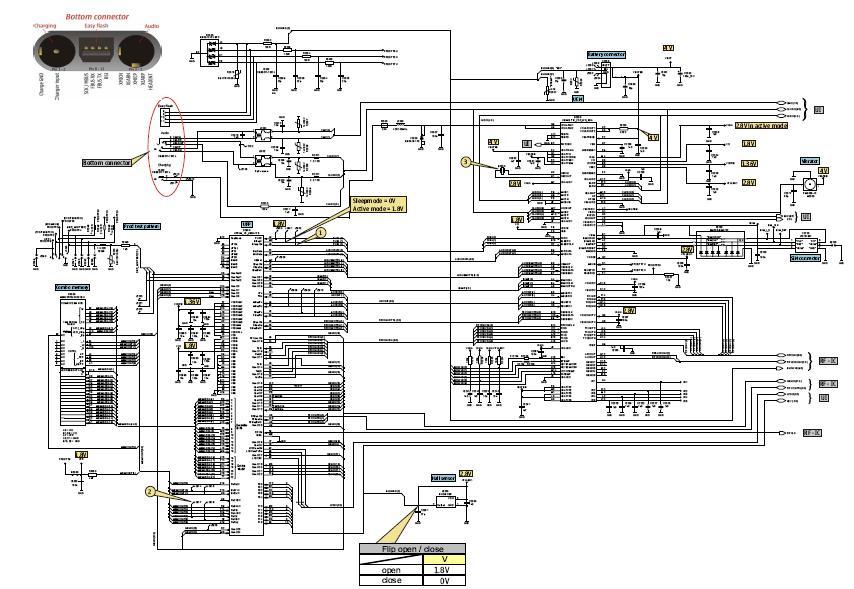 nokia schematic diagram