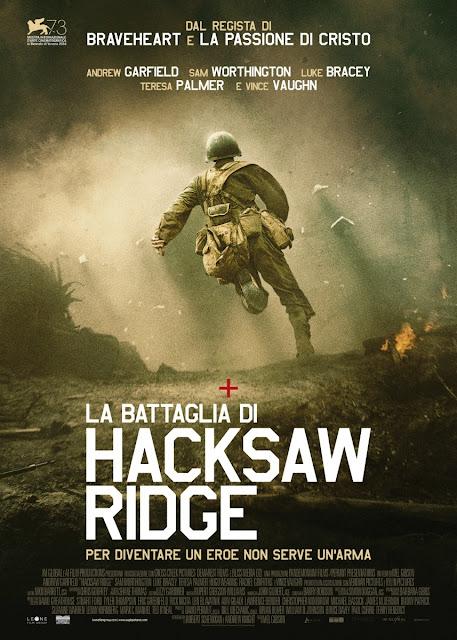 La Battaglia di Hacksaw Ridge Film