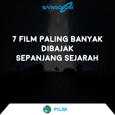 7 Film banyak dibajak, gratisan