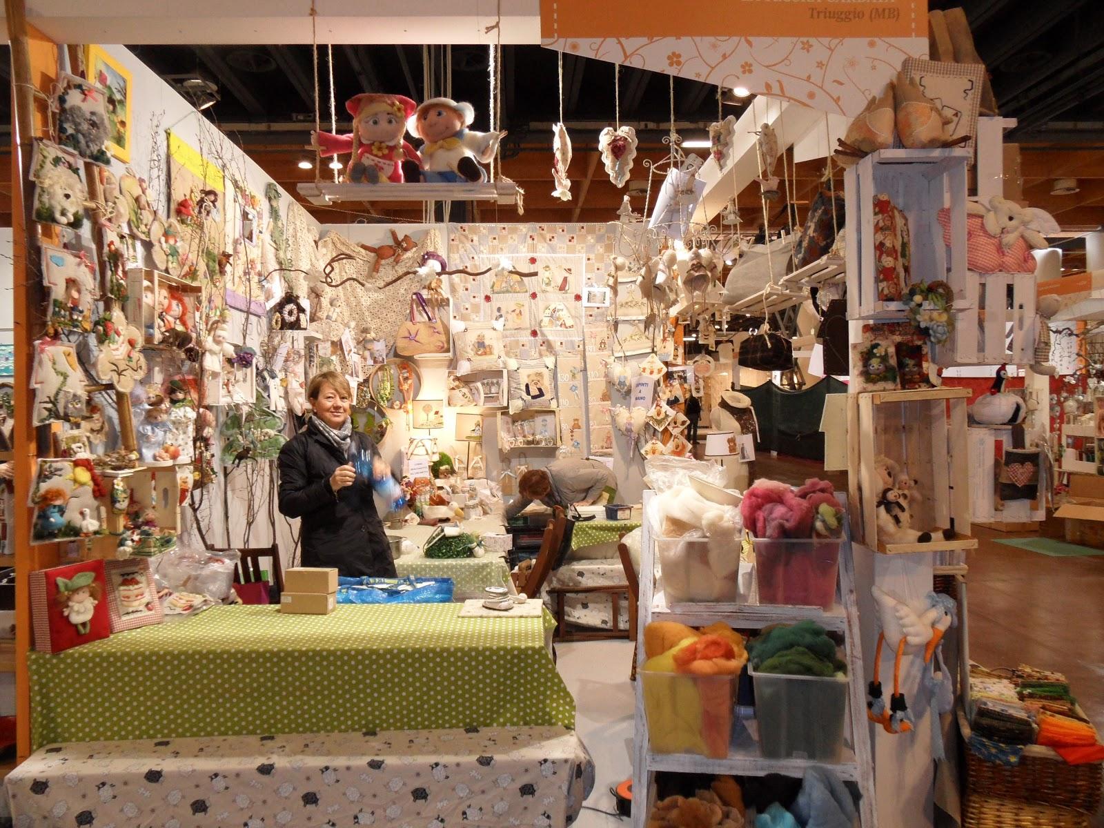 Fiera di Roma, dal 17/03 torna Abilmente, atelier internazionale della manualità creativa