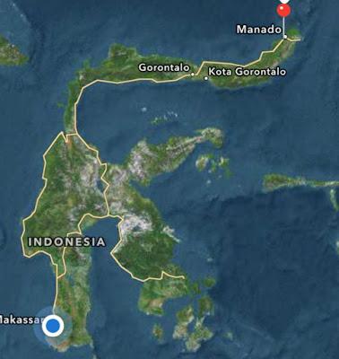 SMART Touring Lintas Sulawesi 2017