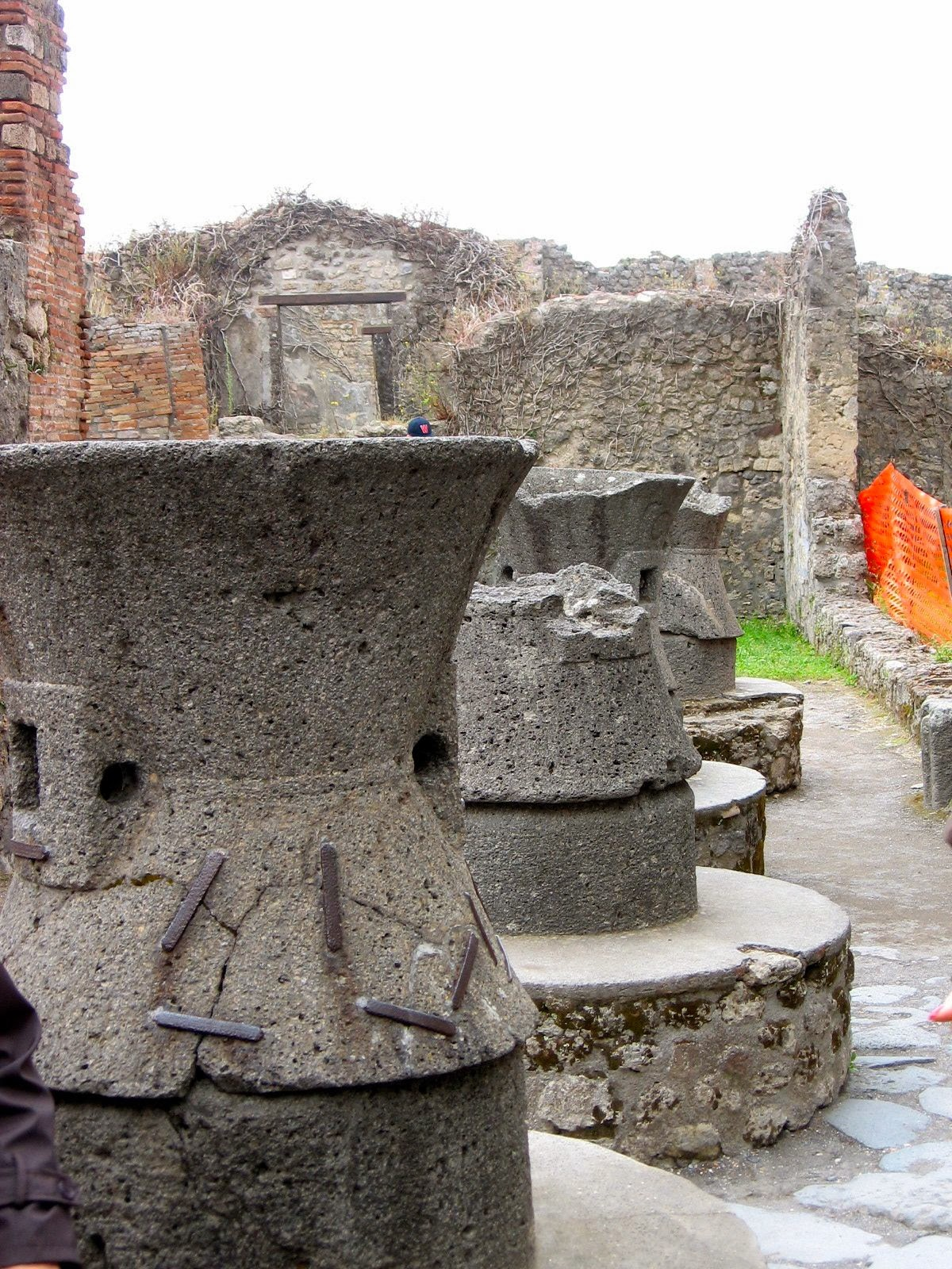 Destination Fiction Pompeii Today
