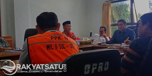 Komisi III Akan Desak Pemda dan Pihak Balai Besar, Cucurkan Ganti Rugi untuk Perbaikan Bangunan Rusak di To'kaluku