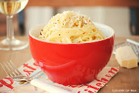 Salsa de parmesano