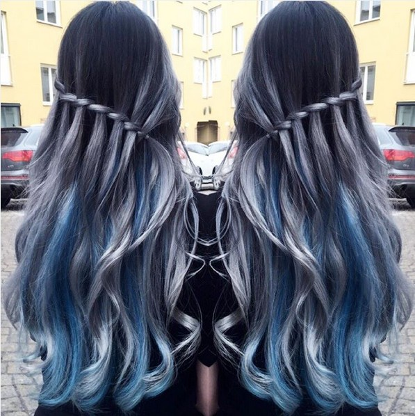79 Stunning Waterfall Braids Hairstyles For Women To Wear