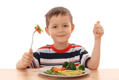 Metode untuk membantu menambah nafsu makan Anak