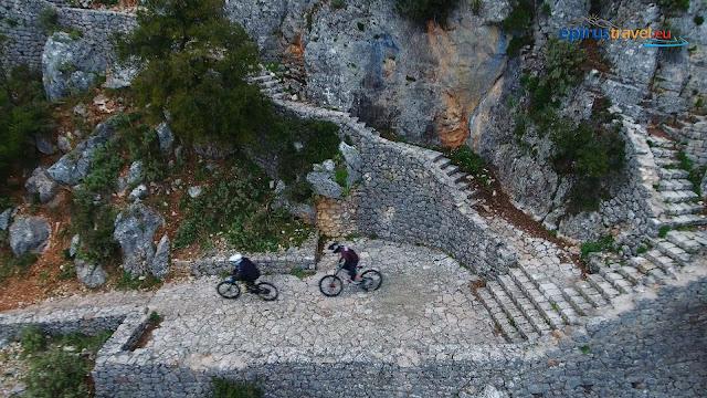 Πρέβεζα: Ορεινή Ποδηλασία ..Στο Ζάλογγο ..Και Η Αδρεναλίνη Στα Ύψη ![Βίντεο]