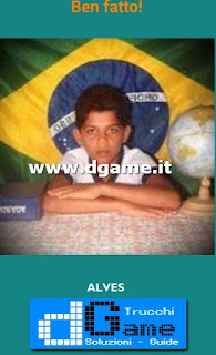 Soluzioni Guess the child footballer livello 18
