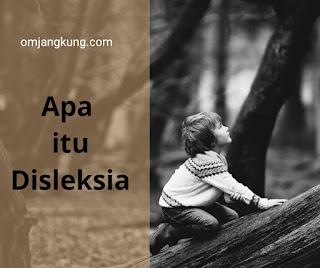 Apa itu Disleksia