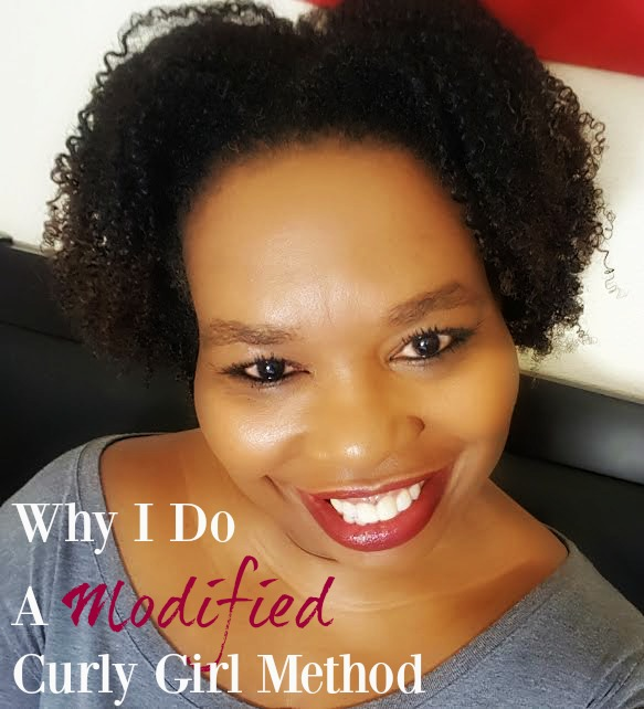 Why I Do A Modified Curly Girl Method