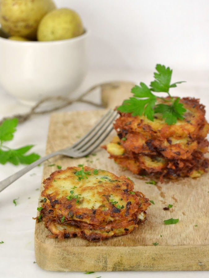 Tortitas de patata ¡Una receta deliciosa!