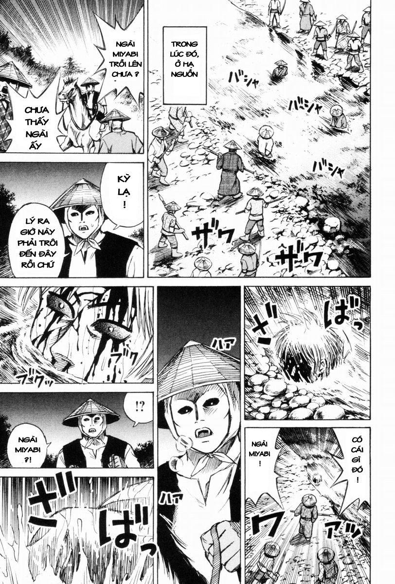 Higanjima chapter 46 trang 19