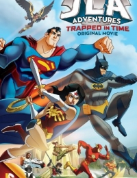 JLA Adventures: Trapped in Time | Bmovies