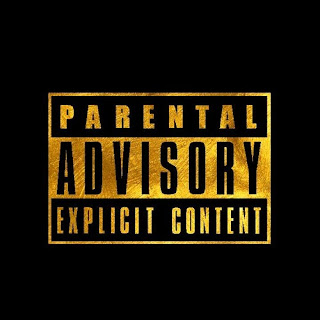 [feature]AyTee - Mortal Man Freestyle with Parental Advisory sticker on cover