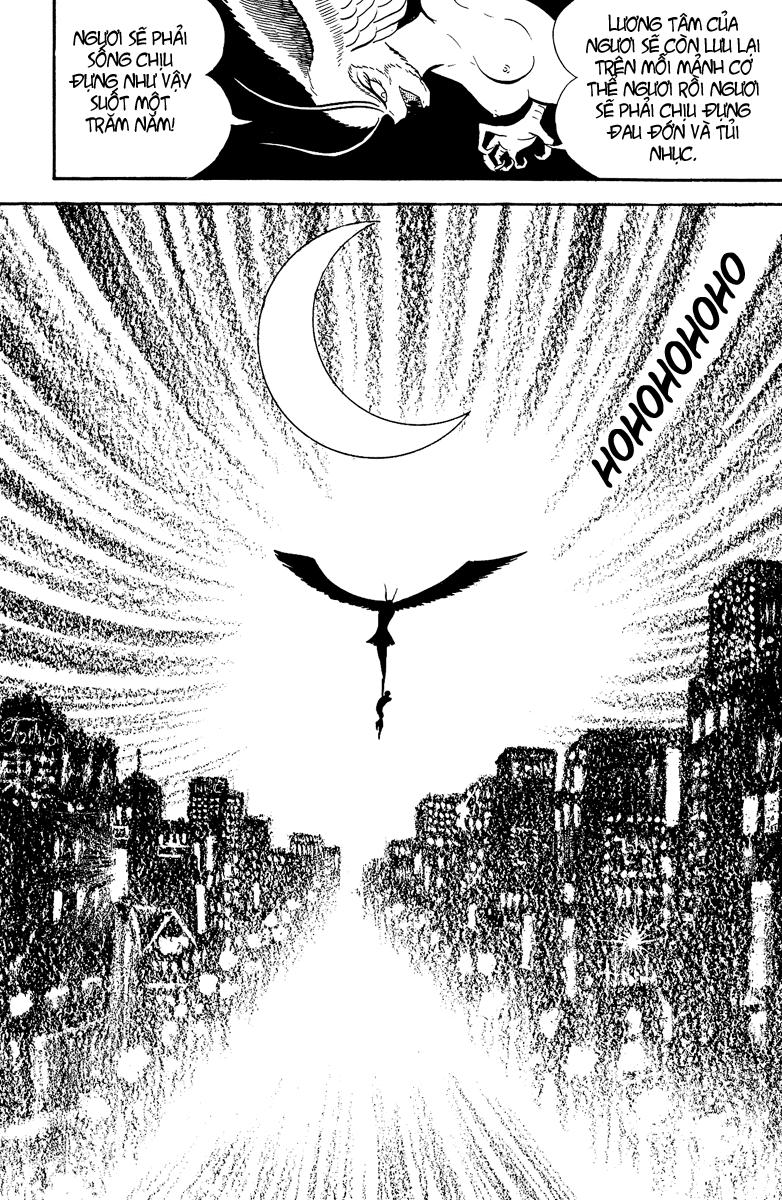 DevilMan chapter 8.1 trang 9