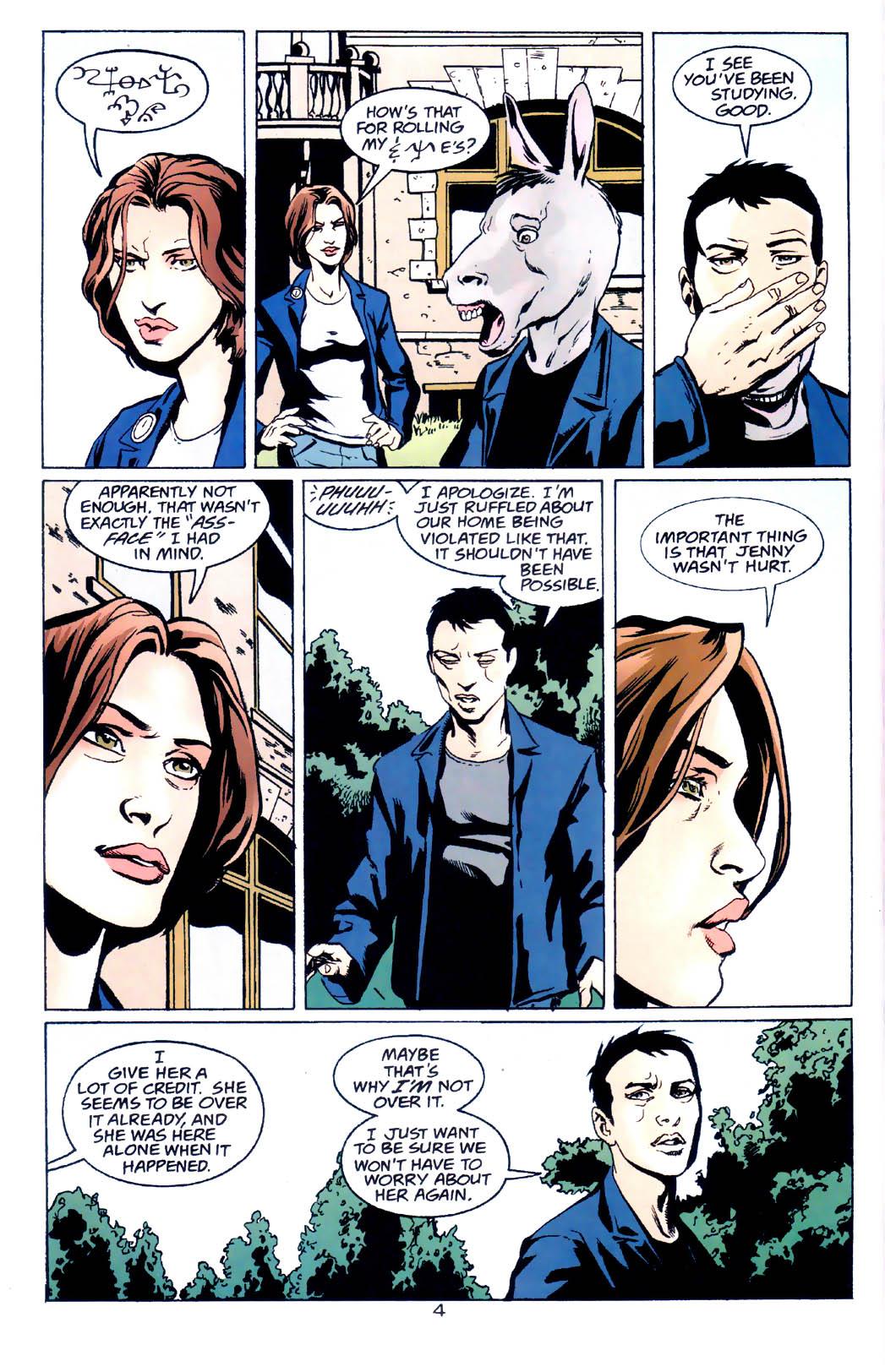 Read online Midnight, Mass comic -  Issue #7 - 5