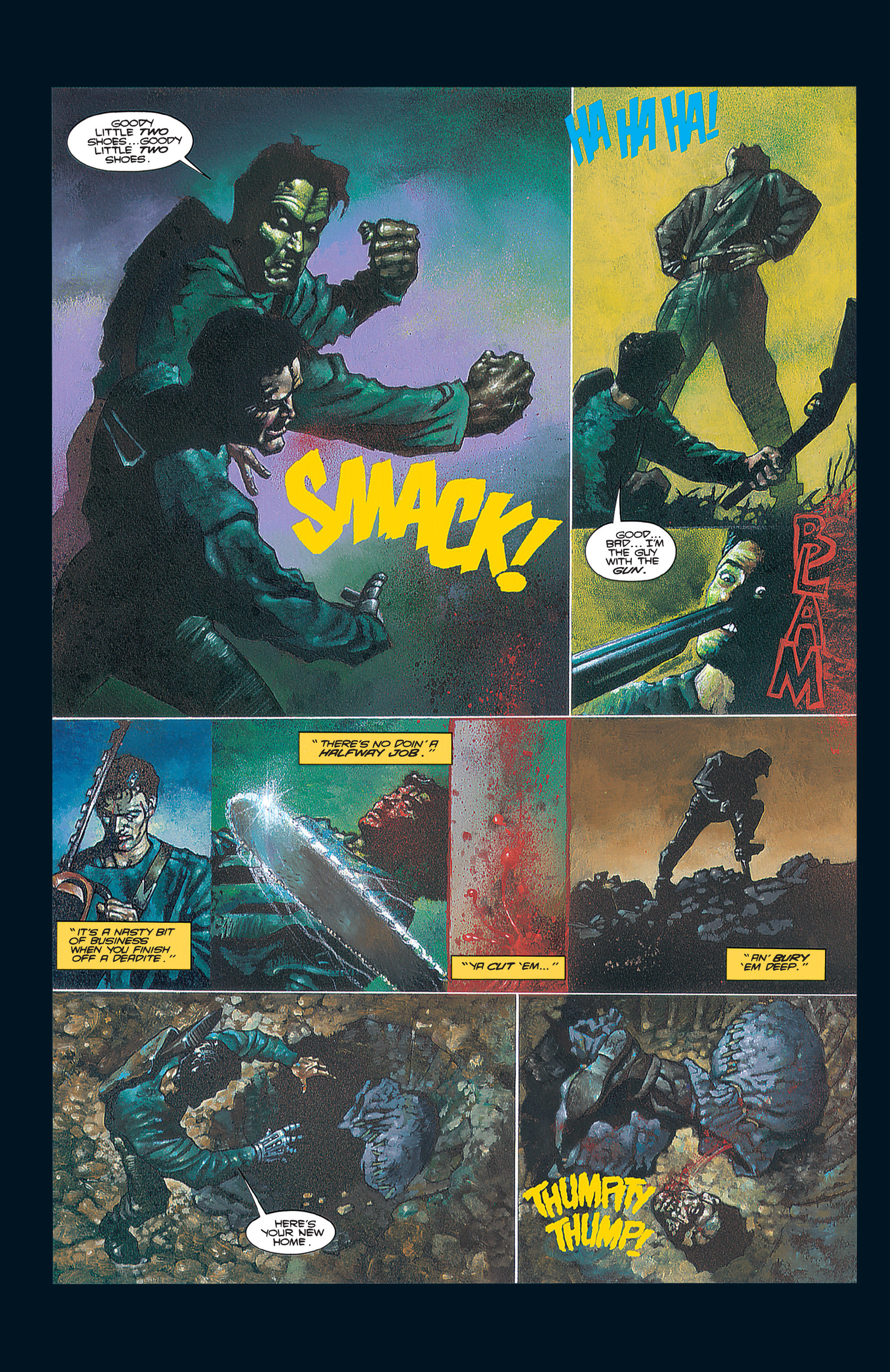 Read online Army of Darkness (1992) comic -  Issue #2 - 14